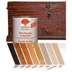 Olej do drewna Twardy 240, w kolorze